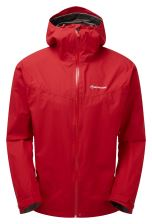 Bunda Montane Pac Plus JKT - Alpine red